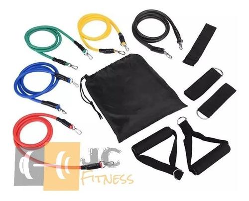 pack 5 ligas- bandas elasticas