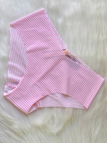 pack 5 panties victorias secret tangas originales sin costuras lenceria moda pink
