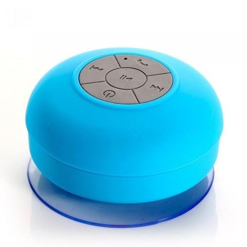 pack 5 parlante bluetooth de ducha
