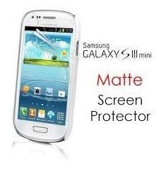 pack 5 screen protector samsung galaxy mini s3 (kas) (5)