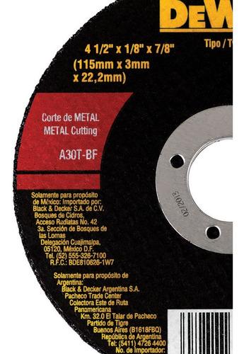 pack 50 discos abrasivos dw44530 dewalt