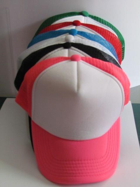 Pack 50 Gorras Para Sublimar Trucker Colores Surtidos -   1 e3cffaf36da