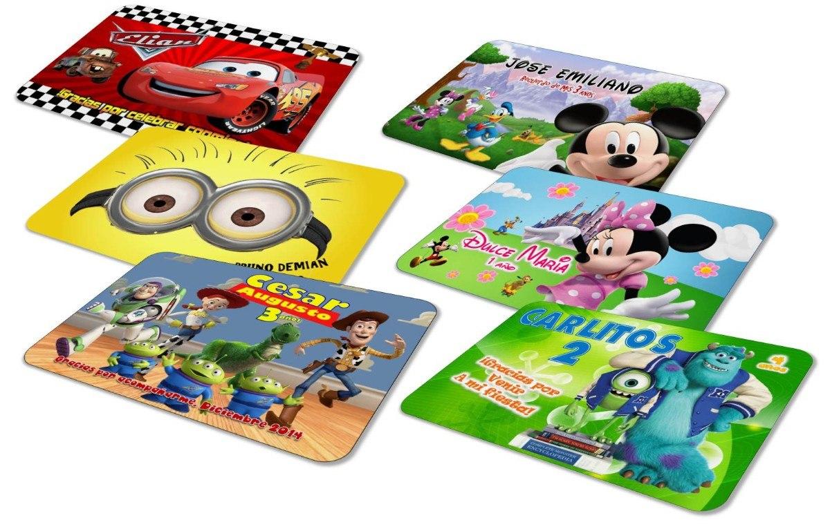 Pack 50 manteles personalizados fiesta infantil env o - Manteles infantiles para cumpleanos ...