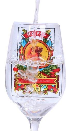 pack 50 naipe español cartón plastificado / 205001