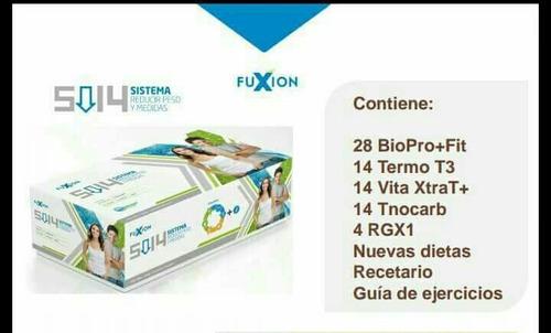 pack 5/14 - reducción de peso - sana nutrición .
