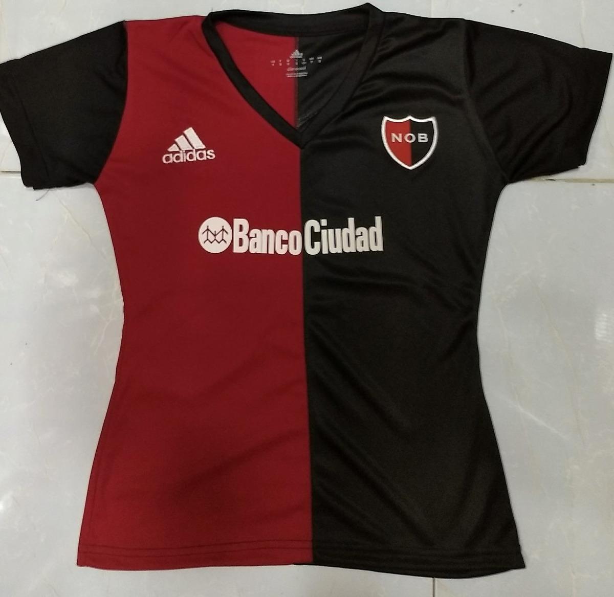 Pack 6 Camisetas Futbol Femenino Boca Newells Numero Gratis -   900 ... 0a0c6690c6998