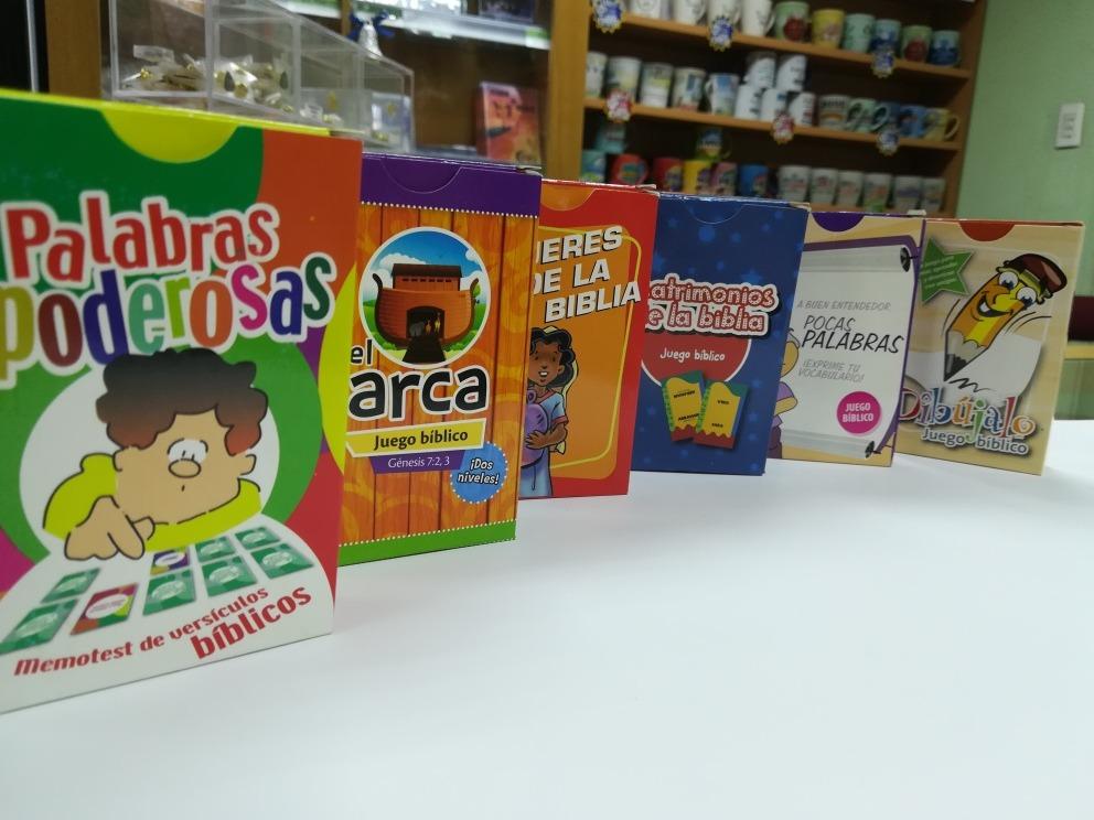 Pack 6 Juegos De Cartas Cristianos Naipes 15 000 En Mercado Libre