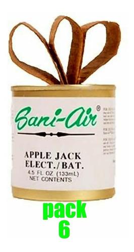 pack 6 latas aromaticas sani air envio gratis sani air