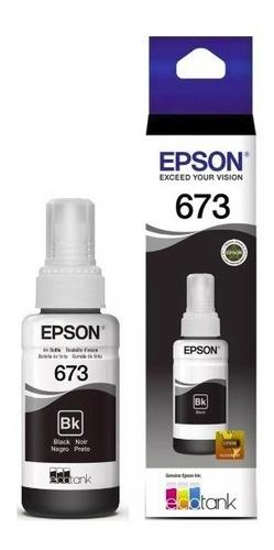 pack 6 tintas epson t673 originales l800 l810 l850 1800 civa