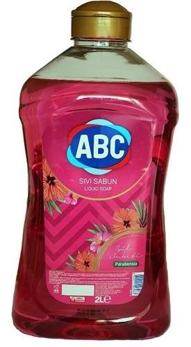 pack abc jabón liquido varios aromas