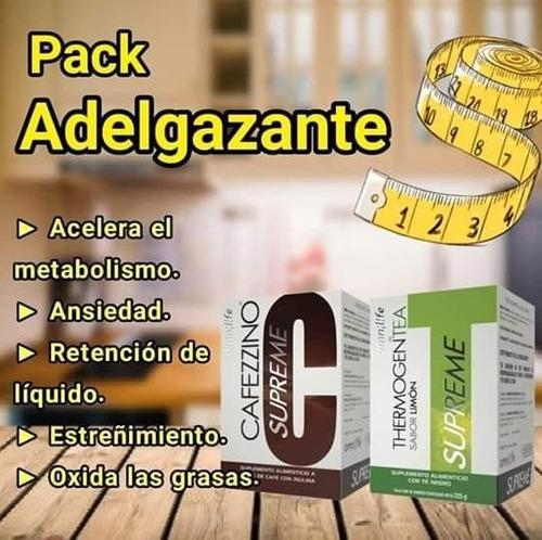 pack adelgazante