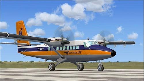 pack aeronaves á hélice fsx