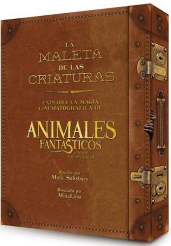 pack animales fantasticos - guion + la maleta + asi se hizo