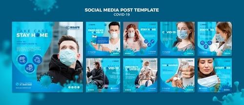pack artes prontas mídias sociais