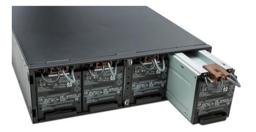 pack baterías 192v, 5 kva y 6 kva para sai smart-ups srt apc