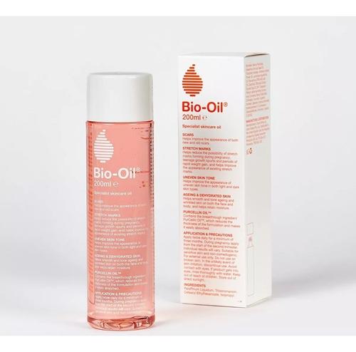 pack bio oil tratamiento cicatrices estrías manchas 2x125ml