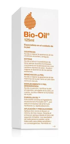 pack bio oil tratamiento cicatrices estrías manchas 3x125ml