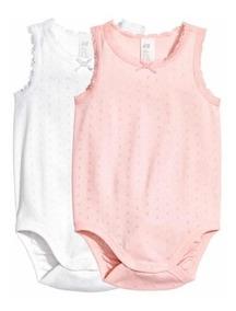 9ed1396a4 Pack Body Beba Hym Talle 12-18 Meses Blanco-rosa