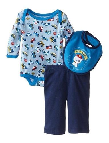 pack bon bebé - recién nacido - 3 pzas.