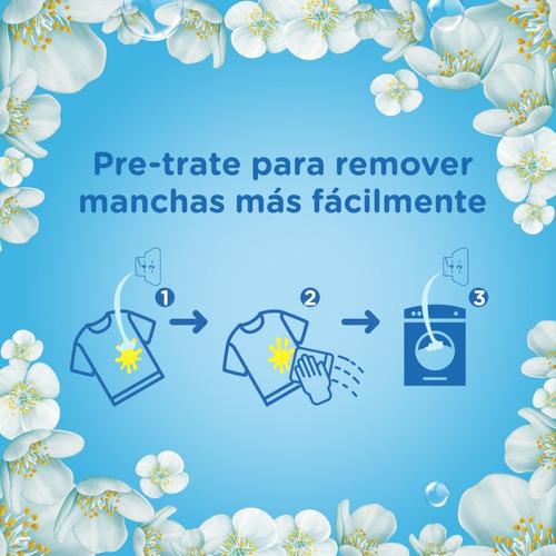 pack botella detergente ace liquido 1,9 lt + recarga 1,2 lt