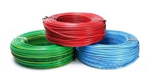 pack cable unipolar 6mm electro 3 unidades