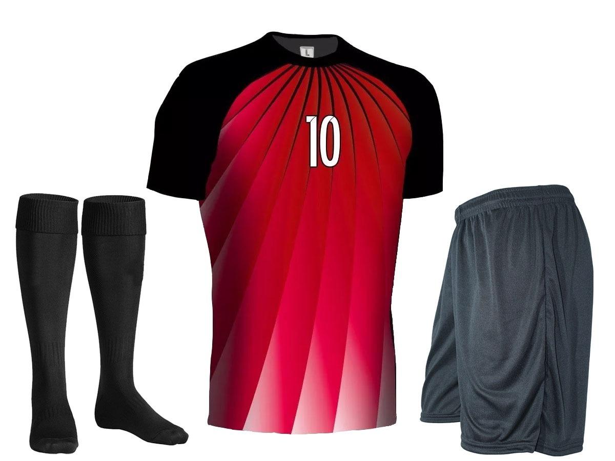16942df193976 pack camiseta futbol numerada sublimada short medias kua h9. Cargando zoom.