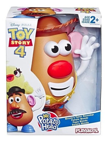 pack cara papa papa buzz y woody - toy story / diverti