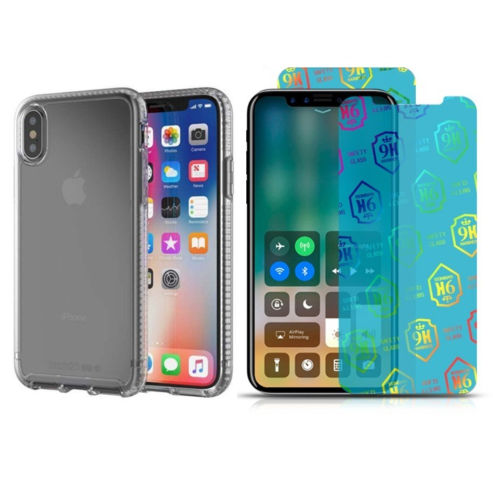 carcasa tech21 iphone x