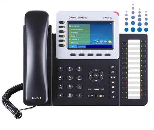 pack central y teléfonos ip mediana empresa
