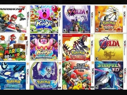 pack cias 3ds