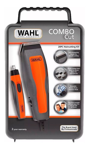 pack clipper + trimmer nasal wahl 9314