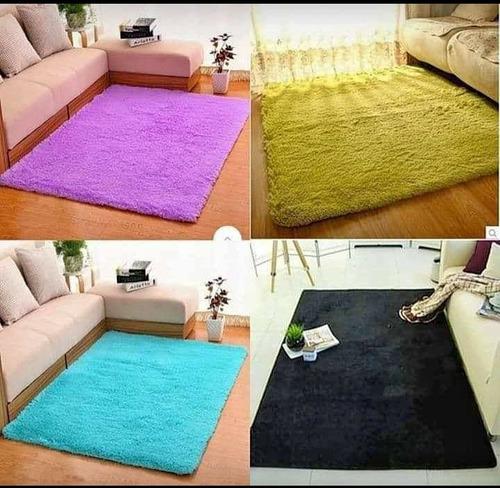 pack cobertor 2.5 plazas+ alfombra peluda invierno 2m x 240