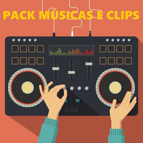 pack completo 50000 músicas e 1800 vídeoclipes 2019