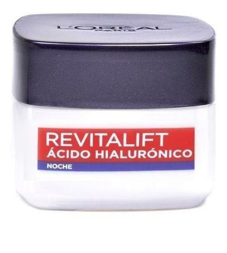 pack crema dia + noche revitalift acido hialurónico l'oréal
