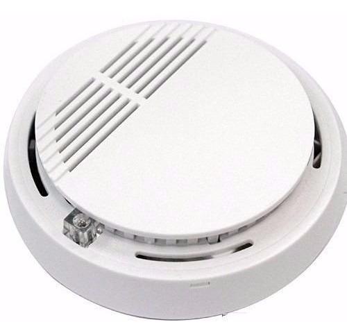 pack de 10 sensor detector de humo autónomo fotoeléctrico
