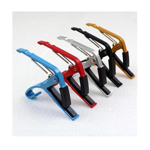 pack de 2 cejillo capo para guitarra diferentes  colores