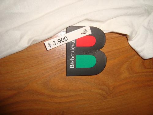 pack de 2 poleras nuevas con etiqueta talla s grande$5500