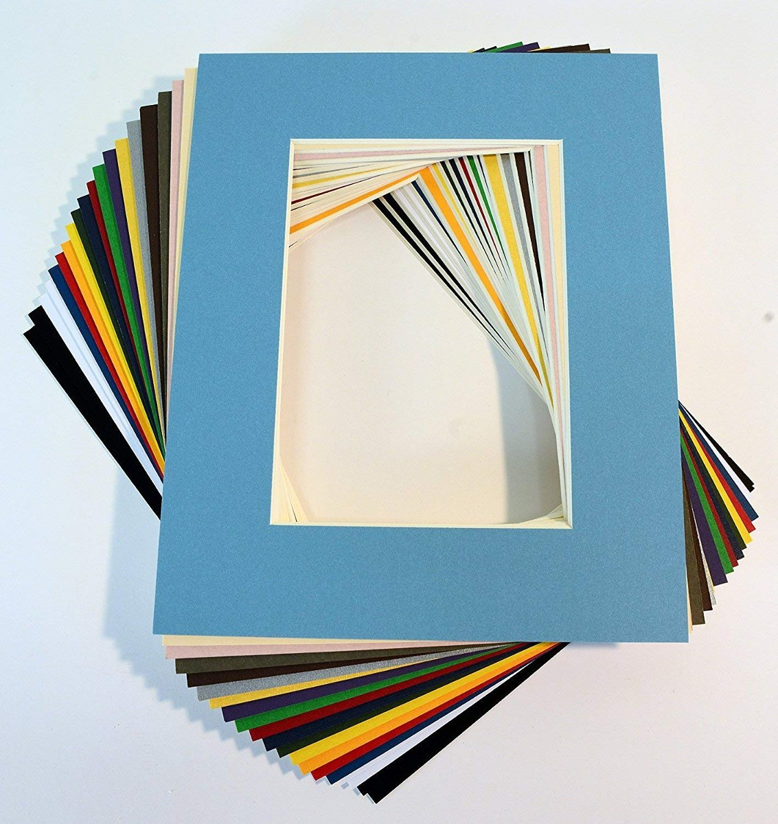 Pack De 25 Colores Mezclados 5x7 Imagen Esterillas, Esteras ...