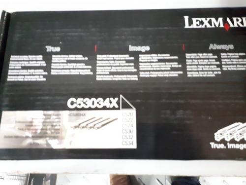 pack de 4 fotoconductores lexmark c520 c522 c524