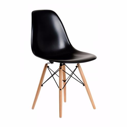 pack de silla de comedor diseo eames modernas colores