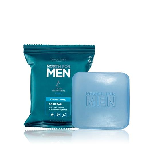 80215b9aa4f Pack De 5 Jabones Para Hombre Oriflame. -   359.00 en Mercado Libre