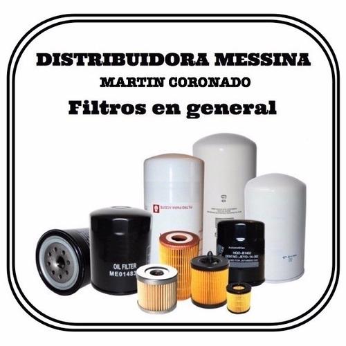 pack de 6 filtros de combustible masterfilt p917/1 tacita
