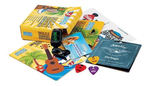 pack de accesorios para ukelele afinador clases mahalo