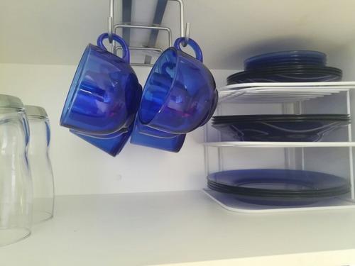 pack de bases para platos y tasas