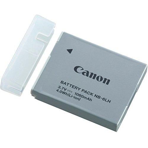 pack de baterías canon nb-6lh