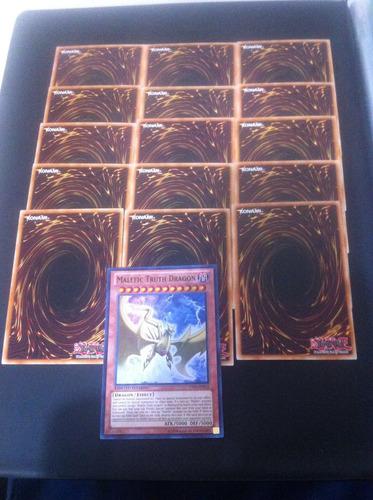 pack de cartas yugioh (mediano)
