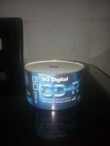 pack de cd