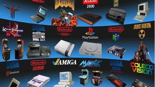 pack de emuladores consolas retro