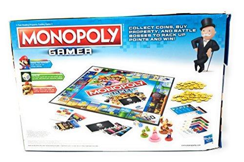 Pack De Juegos De Mesa Monopoly Gamer Y Super Mario Bros Ed