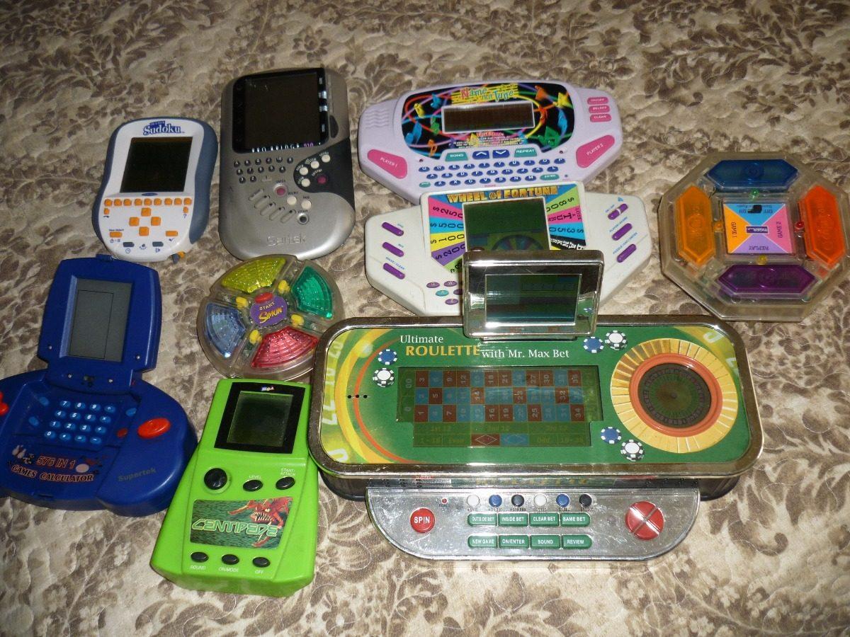 Pack De Juegos Electronicos 20 000 En Mercado Libre